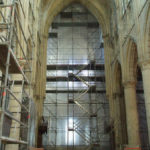 Echaufaudage multidirectionnel Cathédrale St-Etienne
