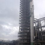 Échafaudage industrie - Bazancourt