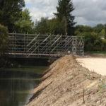 Passerelle College Langevin - Romilly Sur Seine